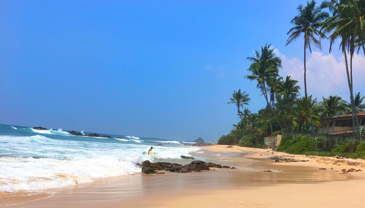 Surf Sri Lanka Spot Guide - Plantations