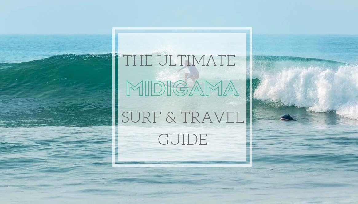 Midigama Surf and Travel Guide