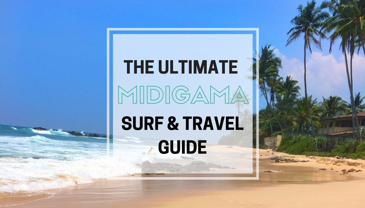 Midigama Surf & Travel Guide