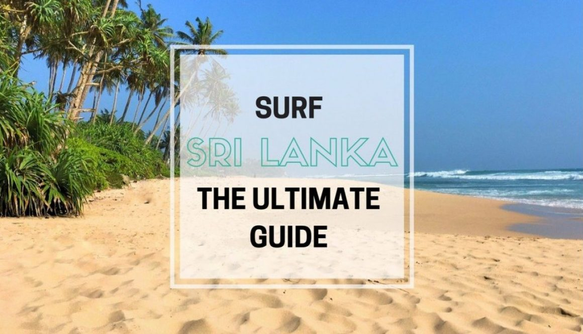 Surf Sri Lanka Ultimate Guide