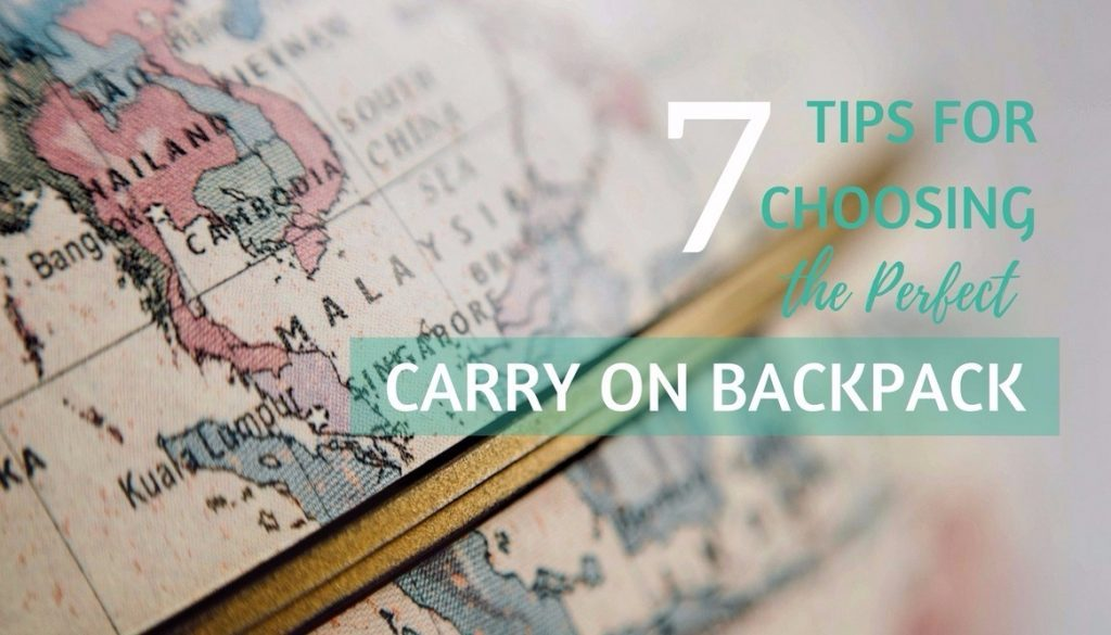 Choosing Carry on Backpack