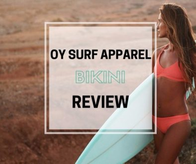 OY Surf Apparel Bikini Review