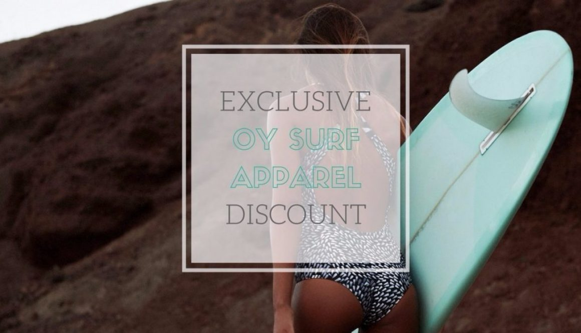 OY Surf Apparel Discount