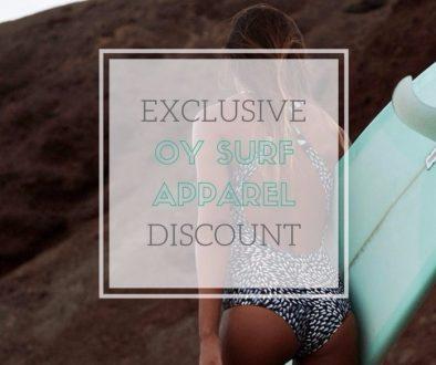 OY Surf Apparel Discount
