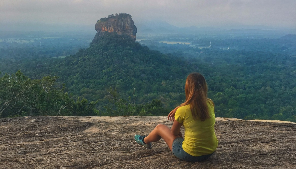 Backpacking Sri Lanka Budget Tips Sigiriya