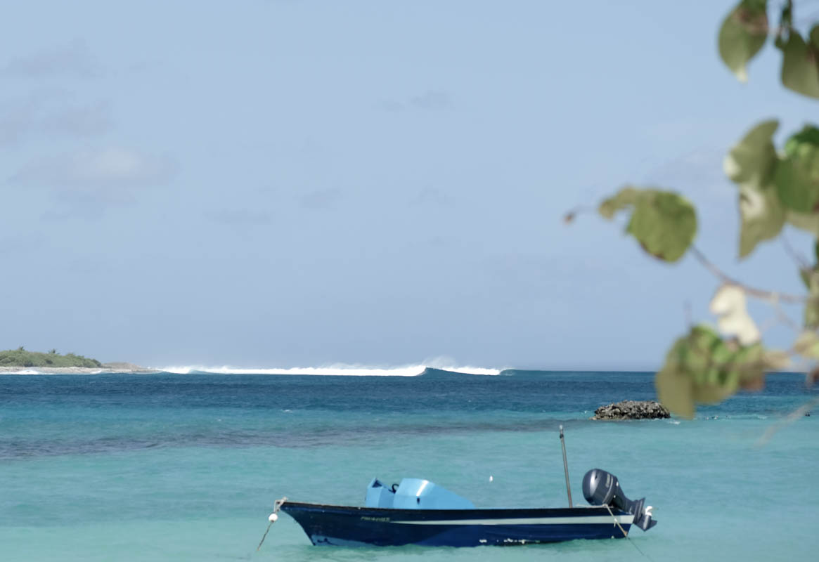 Surf Maldives Chickens Surf Spot Thulusdhoo