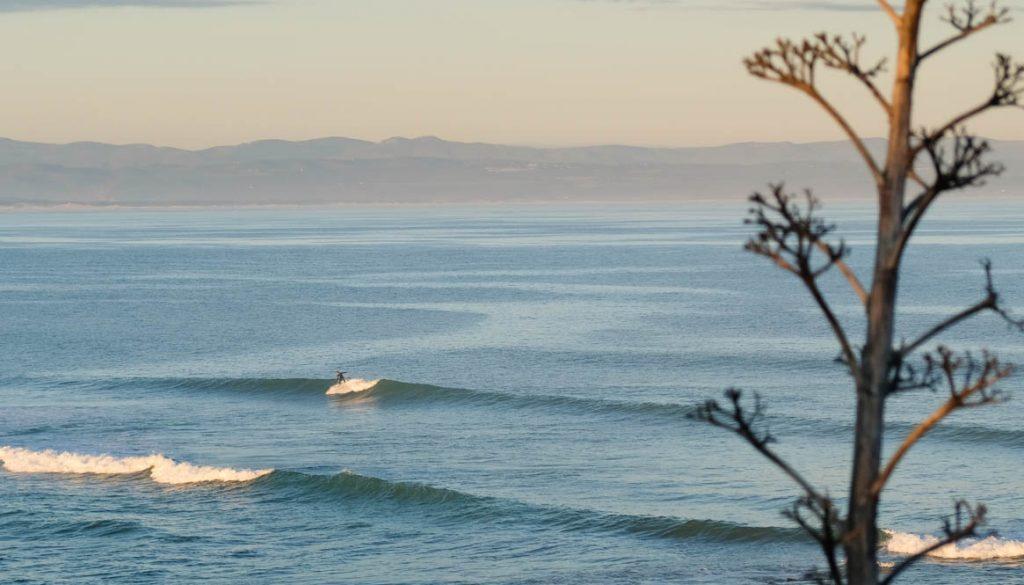 Surfing Jeffreys Bay - Kitchen-Windows