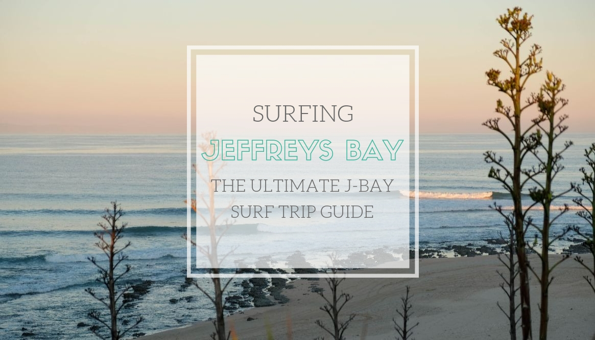 Surfing Jeffreys Bay Title