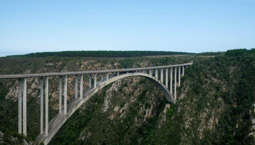Bloukrans – World's Highest Bridge Bungy
