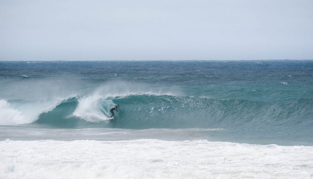 Surfing Coffee Bay South Africa