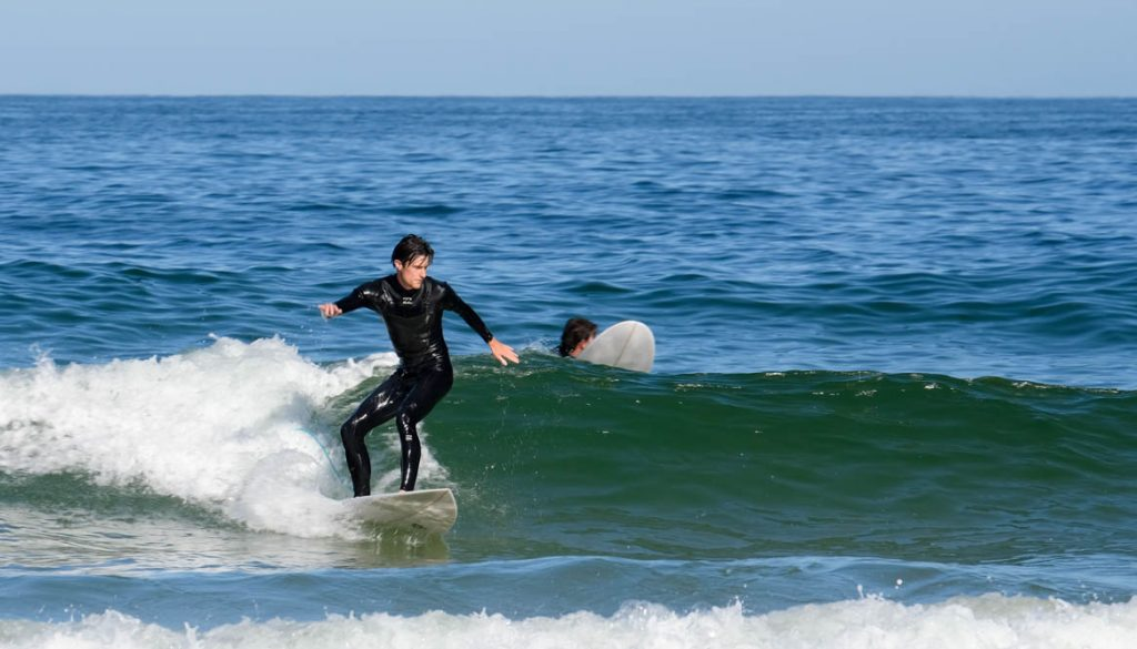 Surfing Plettenberg