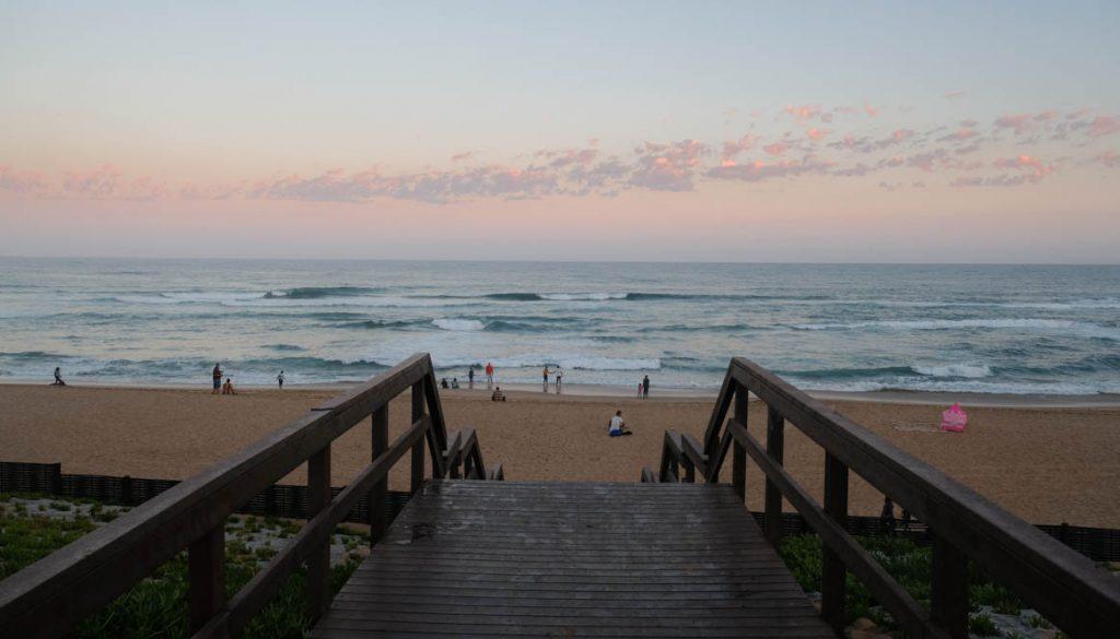 Surfing The Bluff Durban